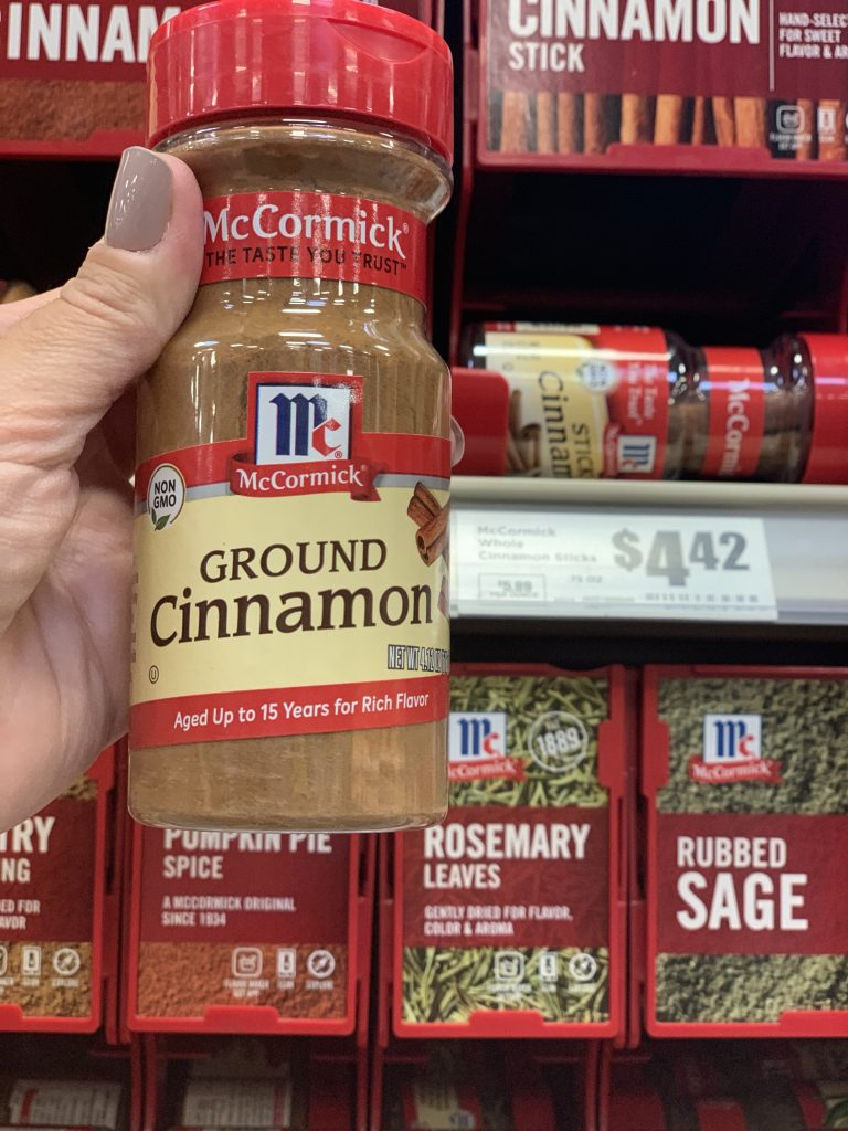 Cinnamon by McCormick at H-E-B