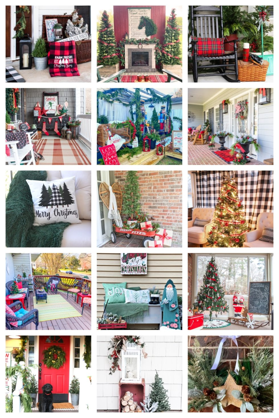 Christmas Porch Tours 2020