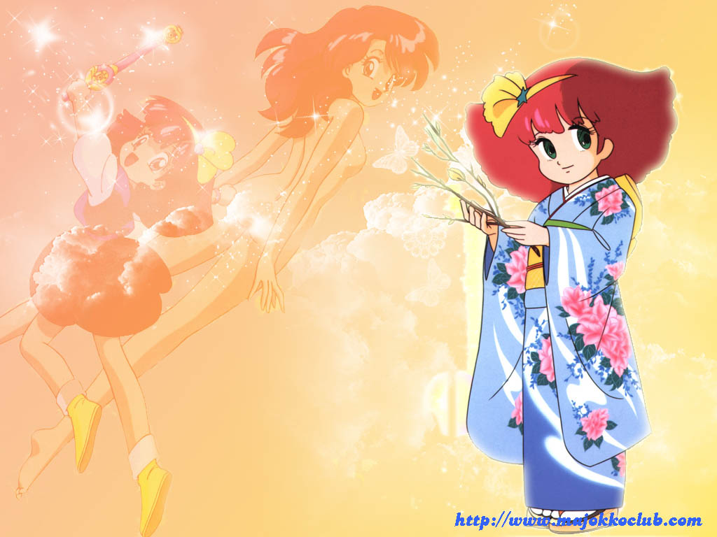 Princess Minky Momo wallpaper