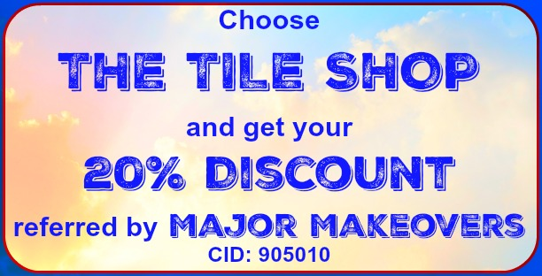 discount at the tile shop