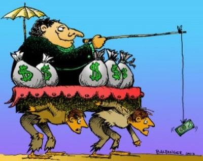Rich And Poor - Baldinger