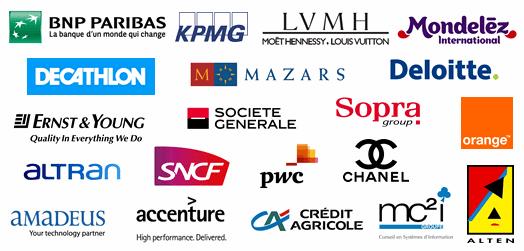 Top 20 des employeurs SKEMA pour la promo 2013