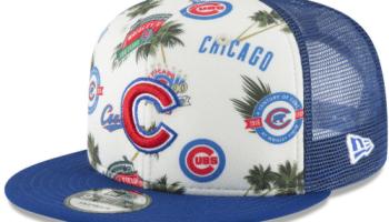 870d3c85654 2016 MLB Tropical Print Hats