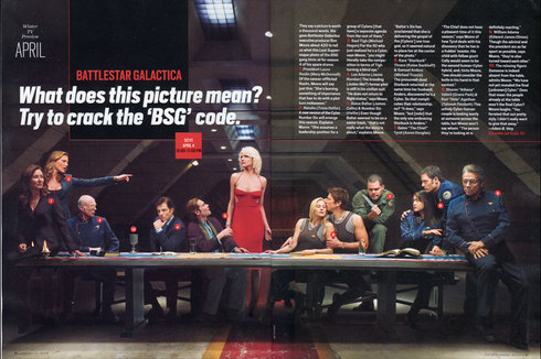 Battlestar Last Supper