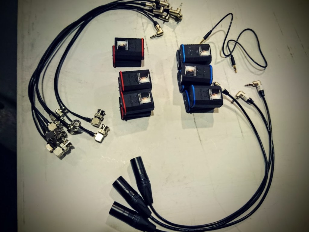 Un kit de base multicam Tentacle Sync