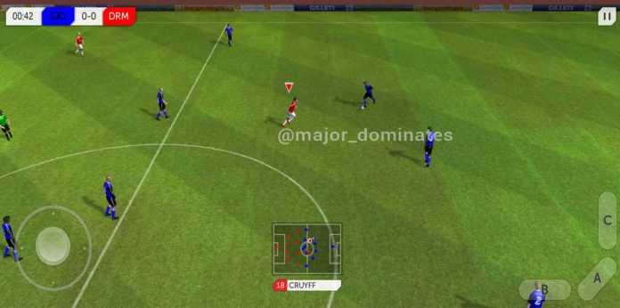 Dream League Soccer Classic Gameplay