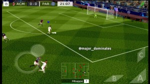 Gameplay of FTS 22