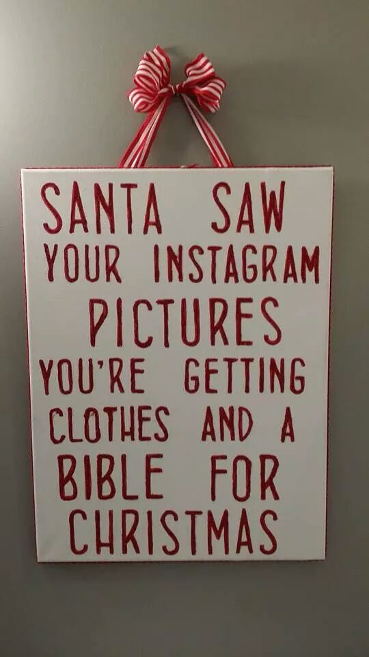 Random Photo Santa Saw Your Instagram Pics MajorGeeks