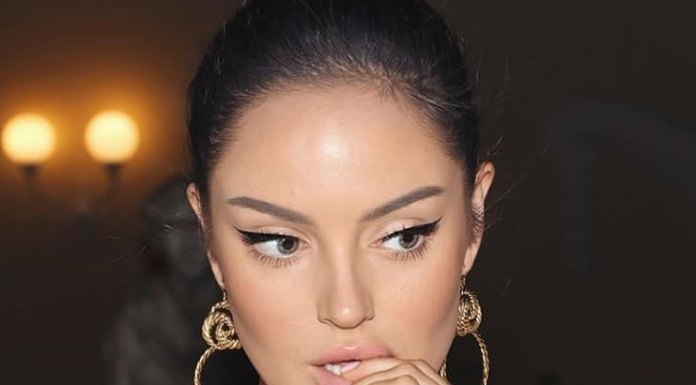 Perfect Winged Eyeliner Tutorial by Chloe Morello