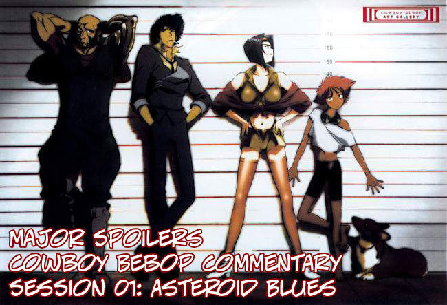 Cowboy Bebop Asteroid Blues