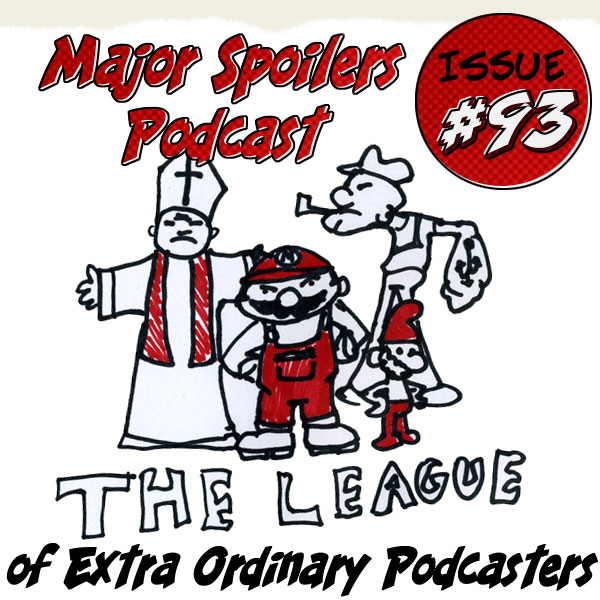 League of Extraordinary Gentlemen Podcast Review