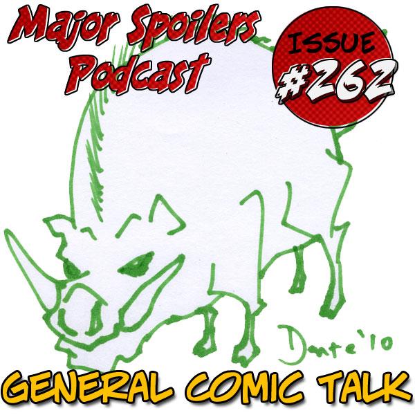 General Comic Book Talk