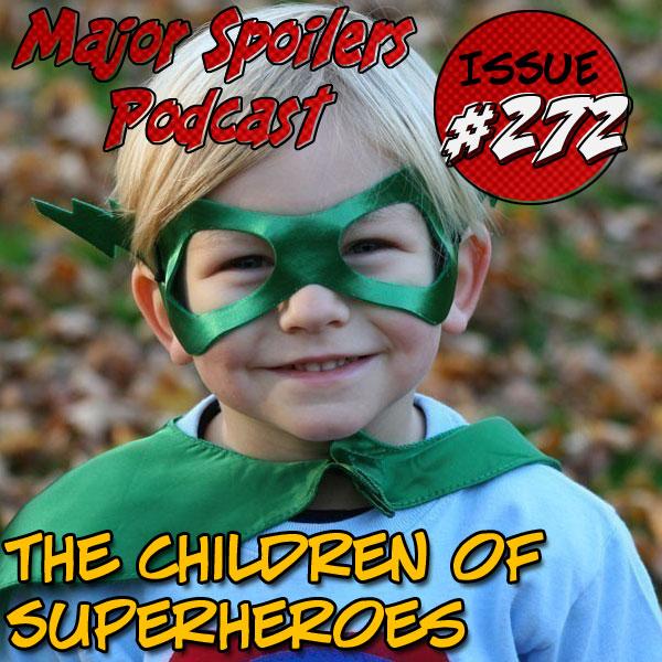 Children of Superheroes