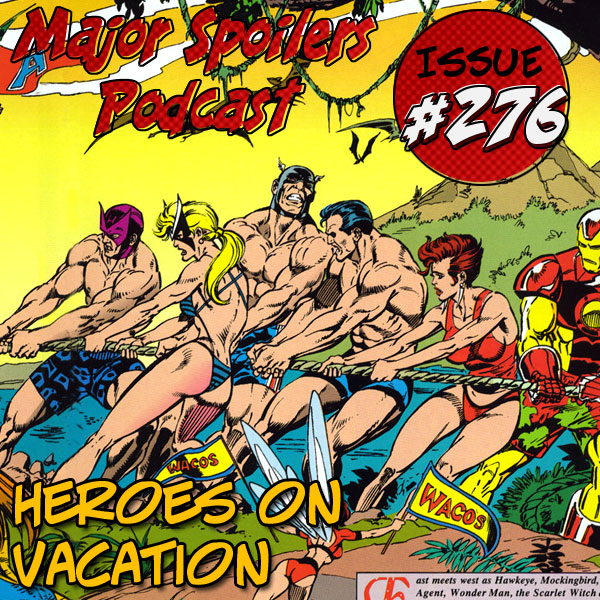 Heroes on Vacation