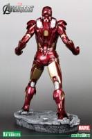 Iron Man Statue-FullBack