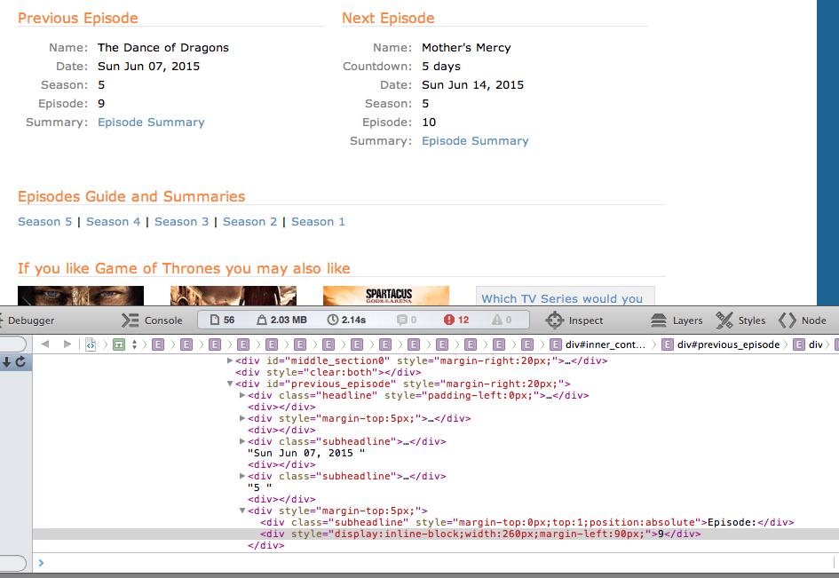 AppleScript Screen Scraping to Excel Example – CubeMG