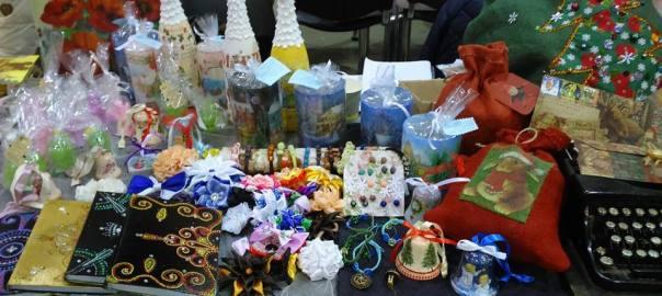 Різдвяний благодійний ярмарок | Майстерня