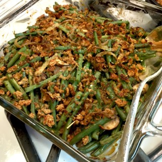 French Green Bean Casserole {Light}