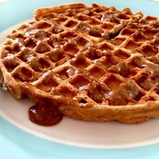 Extra Fluffy Whole Grain Waffles