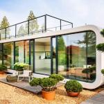 The self-contained eco-friendly mobile prefab Coodo lets you live anywhere in the world