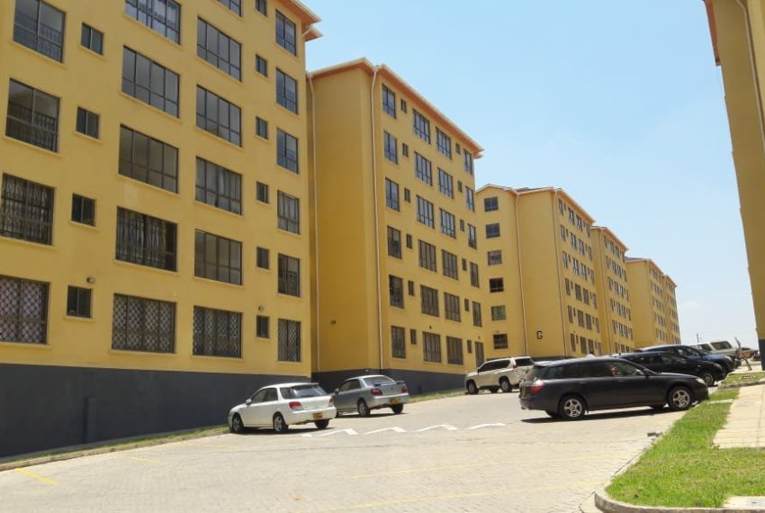 Greatwall gardens apartments athi river makaobora4