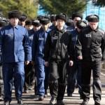 В Челябинской области произошел бунт в колонии №6; родственников заключенных побил ОМОН