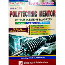 1st Semester Polytechnic Mentor(All Branches) by Bhagabati Publication