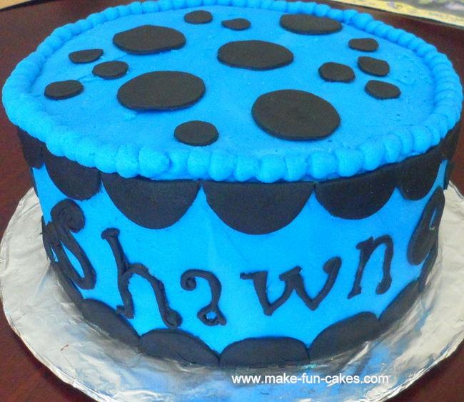 Amazing Boys Birthday Cakes