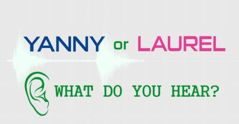 Yanny or Laurel Challenge