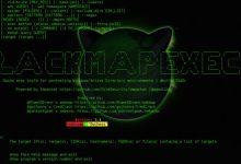crackmapexec инструмент для post атак