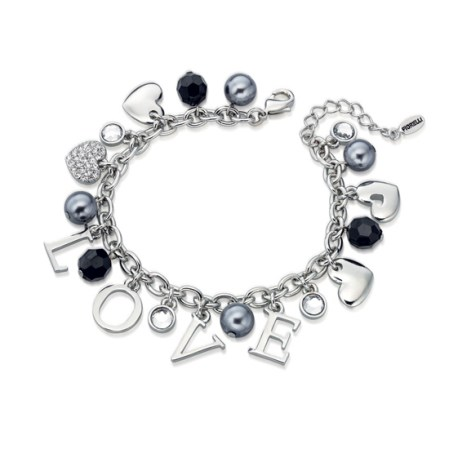 Fiorelli Love Charm Bracelet