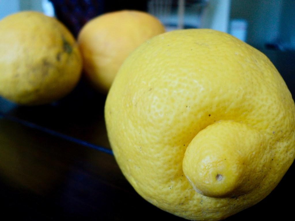 Vegan Lemon Curd • Make Ad Lib