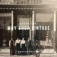 Why Shop Vintage?