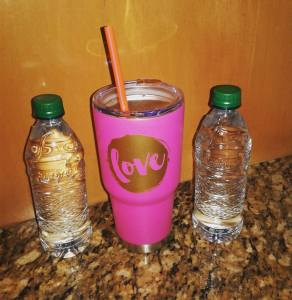 Ten Tips to Drink More H2O