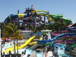 Cool Off at Rapids WaterPark