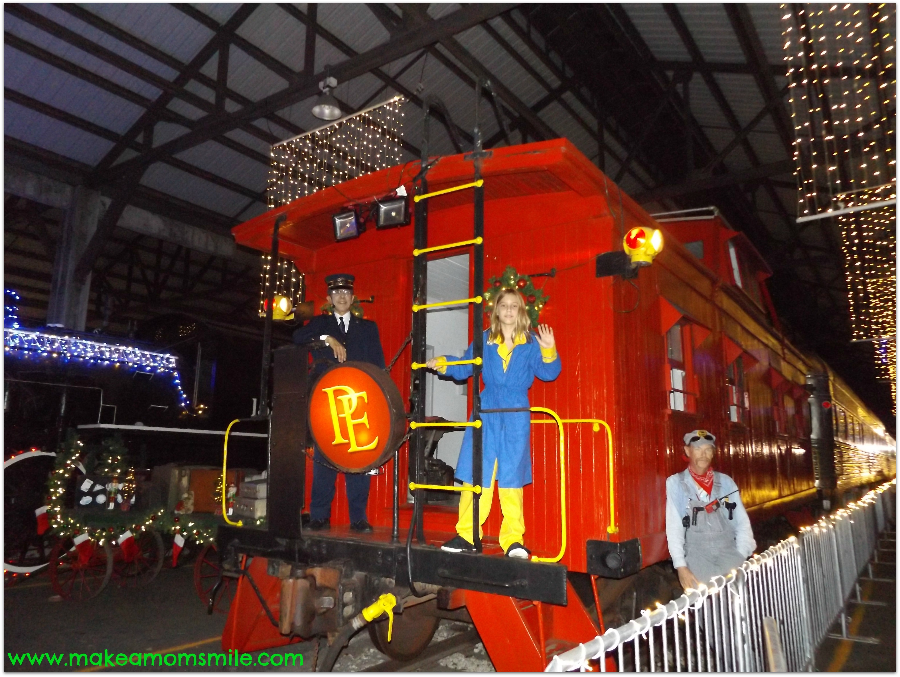 Polar express miami for What is the best polar express train ride