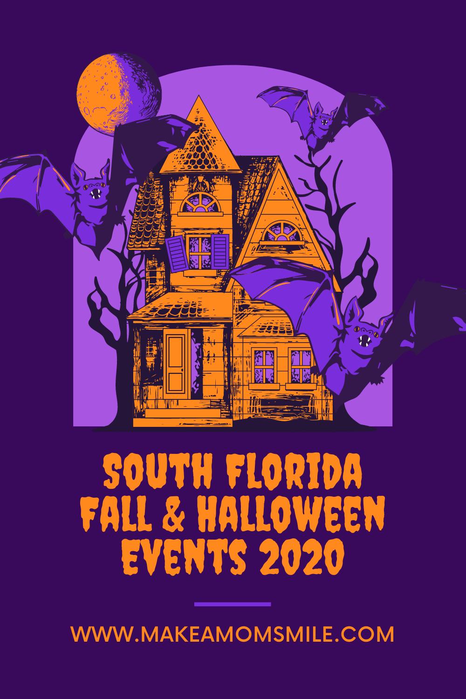 Halloween Events South Florida 2020 South Florida Fall & Halloween Events 2020   Make A Mom Smile