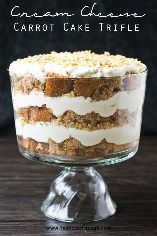 Cream Cheese Carrot Cake Trifle Make And Takes