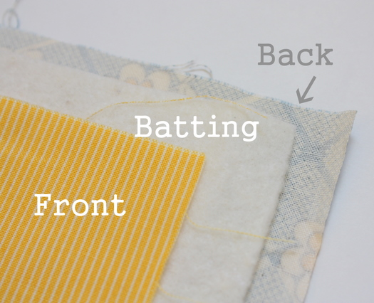 Quilt Batting and Backing 101, a guide featured by top US quilting blog, Diary of a Quilter