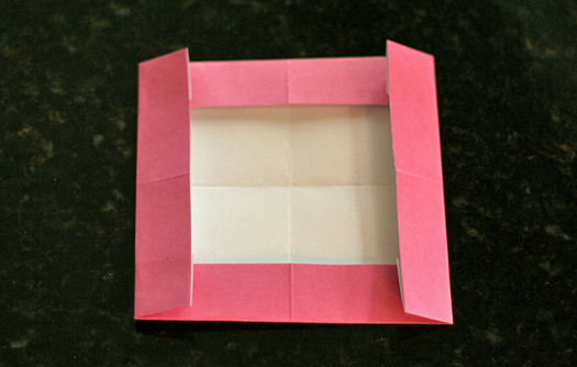 Super Simple Origami Picture Frames Make And Takes