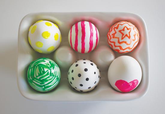 Easter Egg Cakes Kids