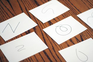 Image result for kids drawing on index cards