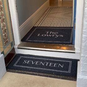patio door mat double doormats to