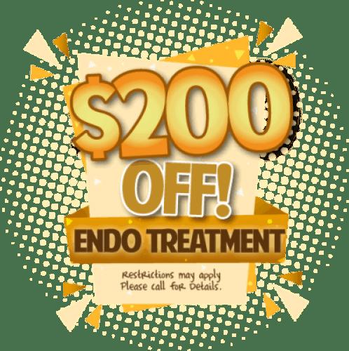 endodontics coupon
