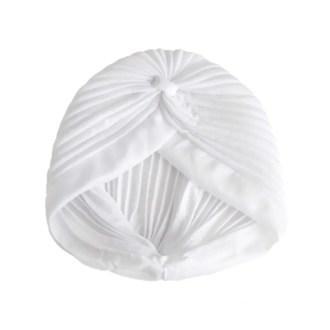 imagen de turbante blanco