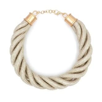 Collar cuerda