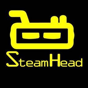 SteamHead Logo