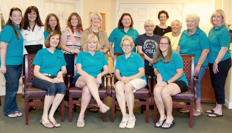 Womens social groups