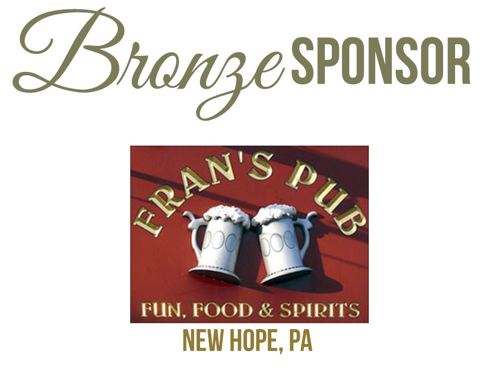Fran's Pub, New Hope PA