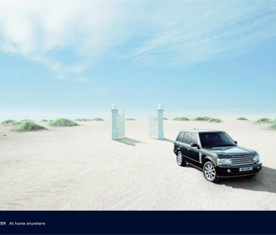 Range Rover - Sand